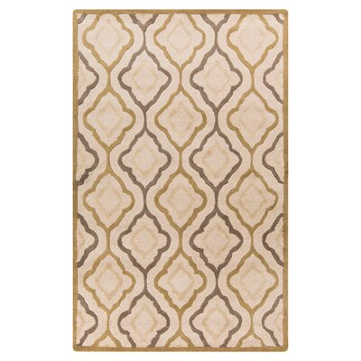 Modern Classics Brown Cloud Area Rug Rug Size: Rectangle 5 x 8
