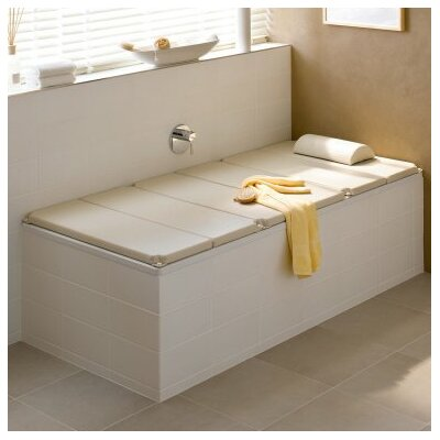 Bathtub Massage Conversion Table Size: 170 L x 75 D