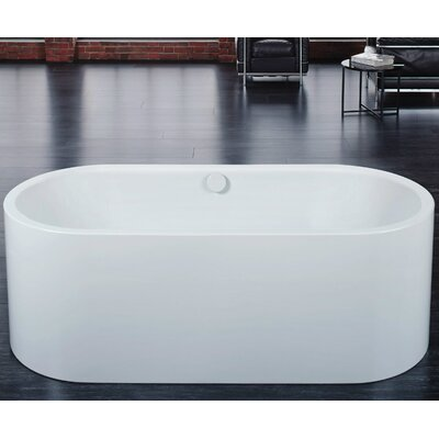 Centro Duo Oval 67 x 29.5 Bathtub