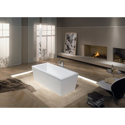 Conoduo 79 x 39 Soaking Bathtub