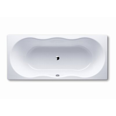 Novola Duo 71 x 32 Soaking Bathtub