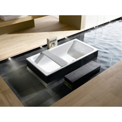 Bassino 79 x 39 Soaking Bathtub