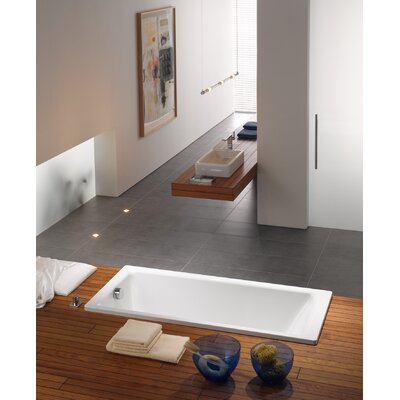 Puro 63 x 28 Soaking Bathtub