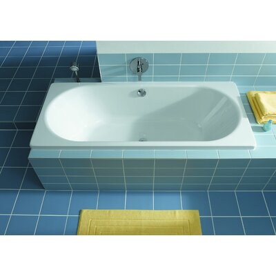Klassikduo 71 x 32 Soaking Bathtub