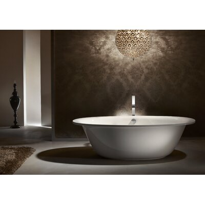 Luxxo Duo 75 x 39 Soaking Bathtub
