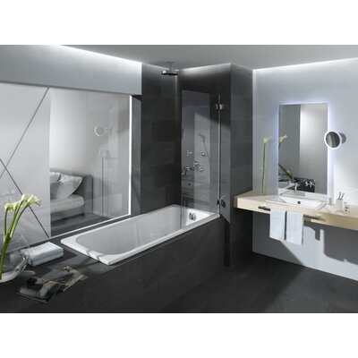 Dyna 63 x 28 Soaking Bathtub