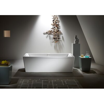Conoduo 75 x 35 Soaking Bathtub
