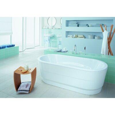 Kaldewei vaio duo soaking bathtub for Best soaker tub for the money