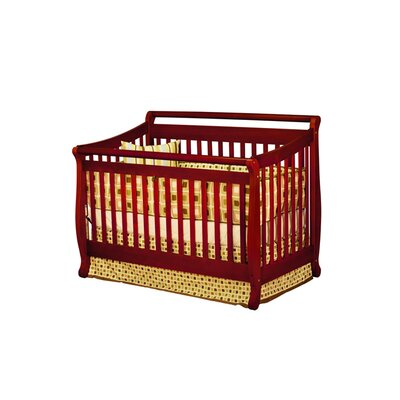 AFG International Products Athena Amy 3-in-1 Convertible Crib - Finish: Cherry at Sears.com