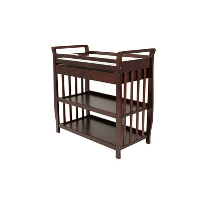 Nadia Athena Changing Table Finish: Espresso 3353M