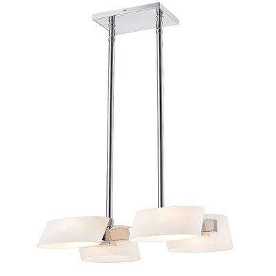 Clio 4-Light Pendant