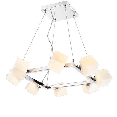 Volga 8-Light Pendant
