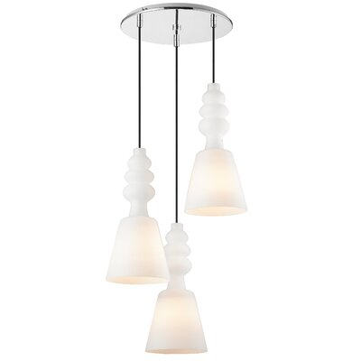 Sil 3-Light Pendant