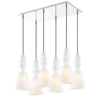 Sil 6-Light Pendant