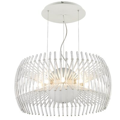 Terra 12-Light Drum Pendant Size: Large