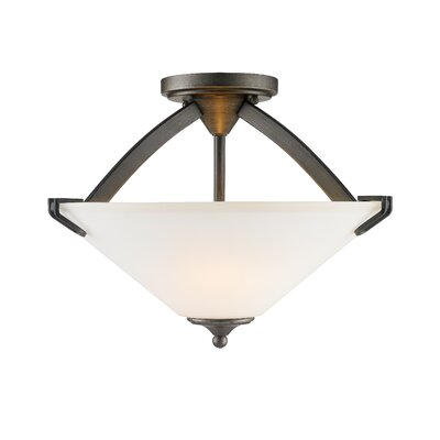 Sebago Semi Flush Mount