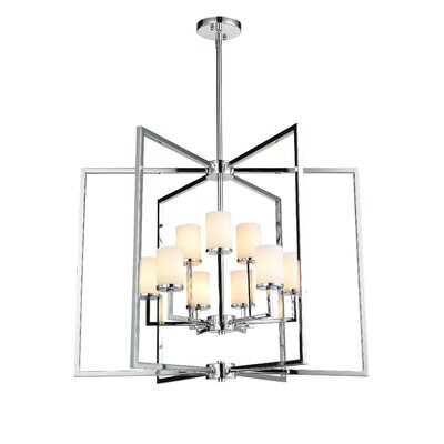Baxley 9-Light Foyer Pendant