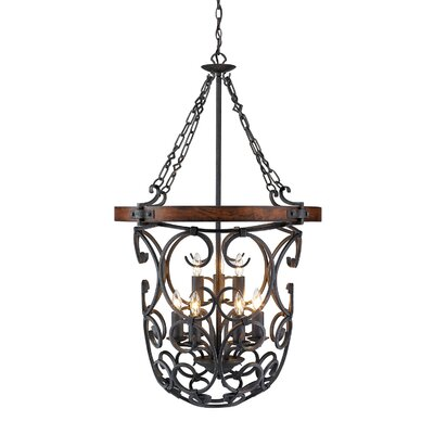 Cowan 9-Light Foyer Pendant