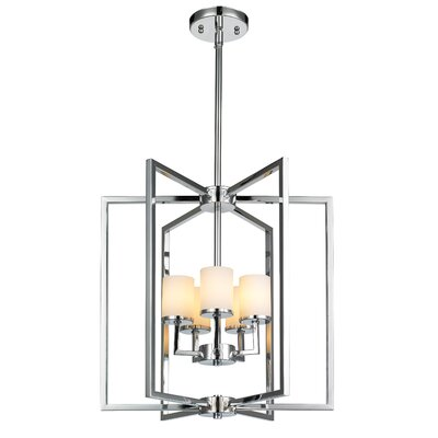 Baxley 5-Light Foyer Pendant