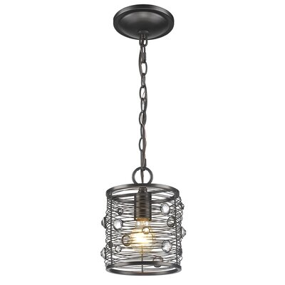 Schiller 1-Light Mini Pendant