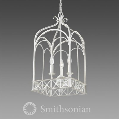 Bryes 3-Light Foyer Pendant
