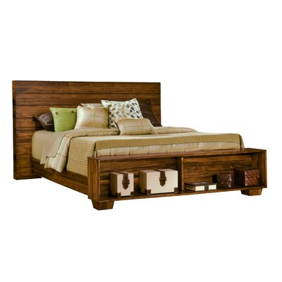 Chelsea Park Storage Platform Bed Size: Full