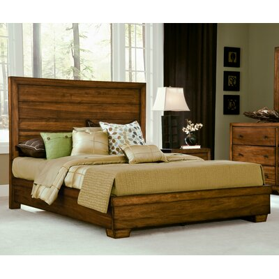 Chelsea Park Panel Bed Size: Queen
