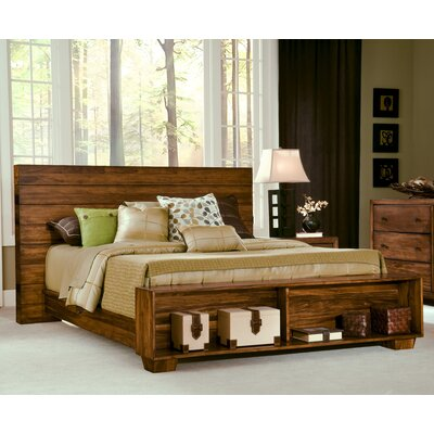 Chelsea Panel Platform Customizable Bedroom Set