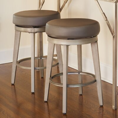 24.5 Swivel Bar Stool