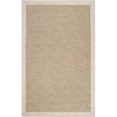 Madison Square Safari Tan & Parchment Area Rug Rug Size: 8 x 10