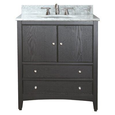 Westwood 30 Single Bathroom Vanity Set