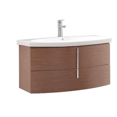 Siena 36 Single Wall Mounted Bathroom Vanity Set