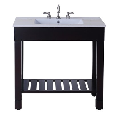 Loft �31 Single Bathroom Vanity Set
