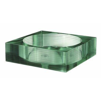 Tempered Segmented Glass Squarer�Vessel�Bathroom�Sink