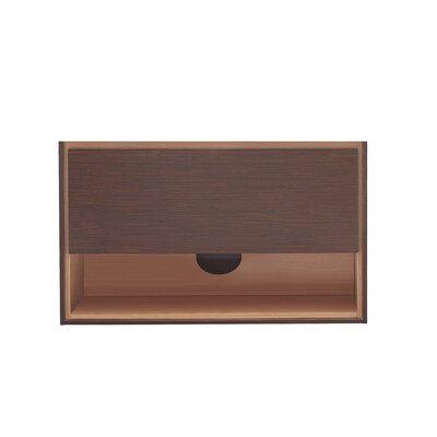 Sonoma 39 Single Bathroom Vanity Base Base Finish: Iron Wood