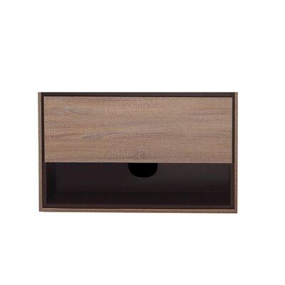 Sonoma 39 Single Bathroom Vanity Base Base Finish: Khaki Wood