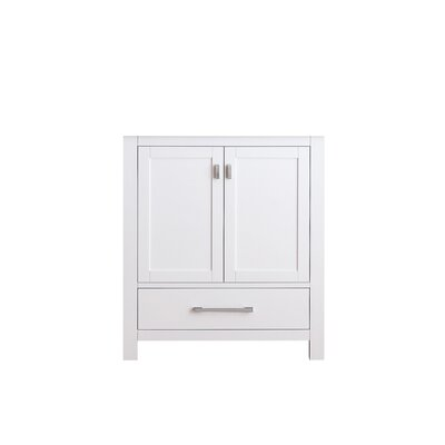 Modero 30 Vanity Base Base Finish: White