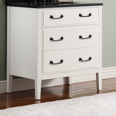 Delano 30 Single Bathroom Vanity Base Finish: White