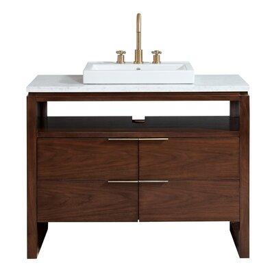 "Hallmark 43"" Single Bathroom Vanity Set 769F27CEB44342A08D9EF038E53DDA9B"
