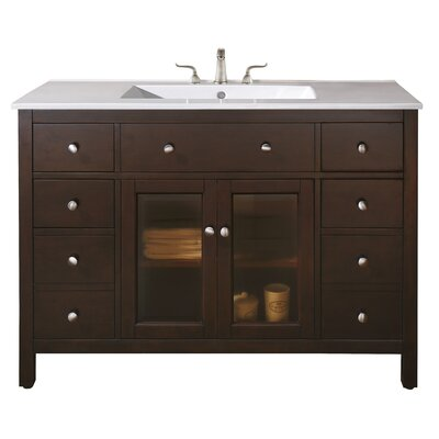 Lexington 48 Single Bathroom Vanity Set
