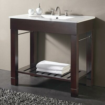 Loft 37 Single Bathroom Vanity Set