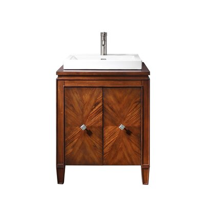 Brentwood 25 Single Bathroom Vanity Set