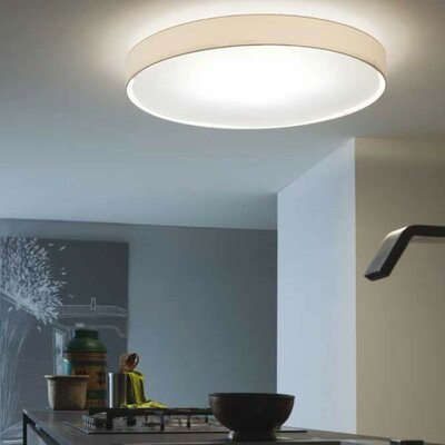Mirya 4-Light Flush Mount