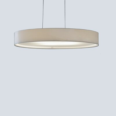 Mirya 4-Light Drum Pendant