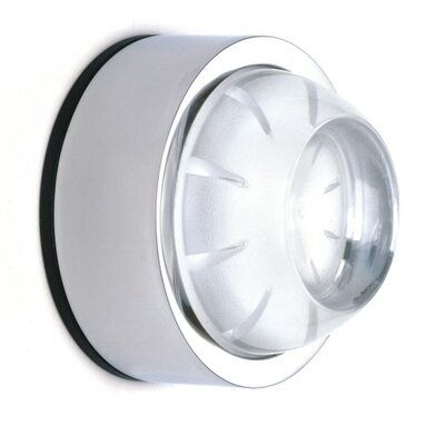 Punt 1-Light Flush Mount
