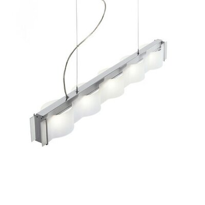 Internos 5-Light Kitchen Island Pendant