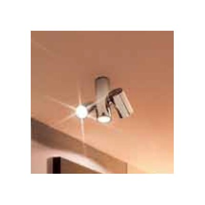 Kronn 3-Light Flush Mount Finish: Chrome