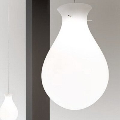 Ona 1-Light Mini Pendant Size: 14.25 D x 60.75 H / 1 x 40W CFL