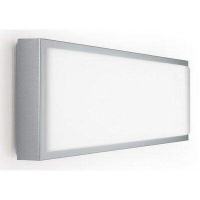 Flat-R 2-Light Flush Mount Size / Bulb: 23.5 / 2 x 24W Fluorescent