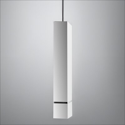 Drama Mini Pendant Finish: White